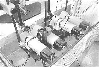 Фрезер шпоно-пазовый Hoffmann PP 2 65